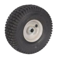 Wheel & Tire Assembly For Snapper Lawn Tractor 4.10x3.5x4 2 PLY With Grease Zerk