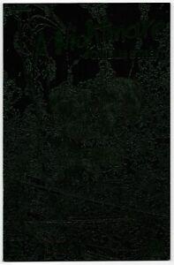 NIGHTMARE ON ELM STREET: PARANOID #1 Avatar Press Comics Green Foil Leather