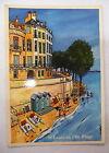 """carte postale loustal st louis en.... """"bonnes vacances"""" editions d'art yvon"""