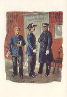 AK: Reichs-Post- und Telegrafenverwaltung, Oberpostsekretär, Postsekretär (2)