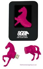 Coffret Rose Cheval en forme équestre USB Flash plongée 8 Go Boxed New F R Gray Ltd