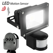 Electric LED Waterproof Security Spot Lights with PIR Motion Sensor Flood Light