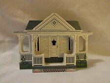 Sheilas Victorian Playhouse Atlanta Ga Wooden Cut Out Shelf Sitter Decor 1995