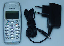 Nokia 3410 Handy Mobiltelefon Phone D-Netz E-Netz ohne Simlock Zubehör AkkuNeu 1