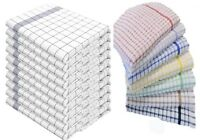 3x 5x 10x Pack 100% Egyptian Cotton Super Jumbo Tea Towel Kitchen Dishcloth