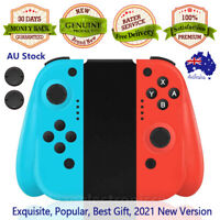 Wireless Controller For Joy-Con Nintendo Switch Holder Charger Grip Left Right