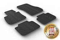 Design Passform Gummimatten Gummi Fußmatten für BMW X1 F48 ab Bj. 06.2015>