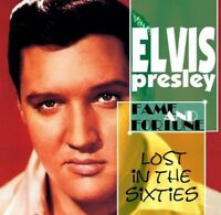 Elvis Presley - Lost In The 60S; Fame And Fort (NEW CD)
