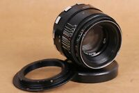 Zebra Helios-44-2 lens Helios 44-2 58mm F2 for Zenit Russian Lens for Canon EOS