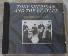 TONY SHERIDAN AND THE BEATLES CD - HAMBURG 1961 EXCELLENT CONDITION