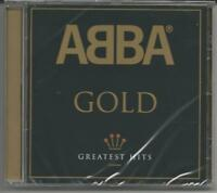 "ABBA ""GOLD"" Greatest Hits CD - NEU/OVP/NEW ""Waterloo/Dancing Queen/Chiquitita"""