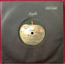 John Lennon & The Plastic Ono Band Give Peace a Chance Remember Brazilian 45