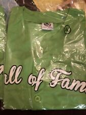 2 Bobby Cox #6 Hall Of Fame Jersey Men's XL Gwin Stripers Formerly Braves SGA