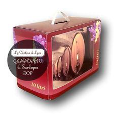 Cannonau di Sardegna DOP 2013 Bag in Box lt.10 - Vini Sfusi Sardegna -