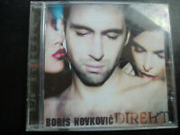 BORIS  NOVKOVIC  -   DIREKT ,   CD  2000 ,   CROATIA    ROCK ,  EURO  POP