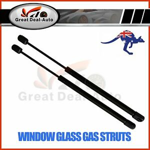 One Pair Window Glass Gas Struts For FORD Territory SX SY 05/2004-05/2011 SUV