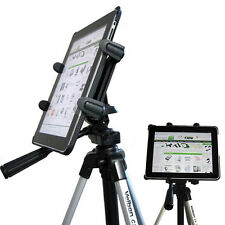 """** Tripod MonoPod Mount Holder for Apple iPad Pro Air Mini and All 7""""-12"""" Tablet"""