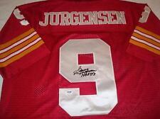 Sonny Jurgensen signed Wasington Redskins jersey - PSA/DNA - Hall of Fame QB