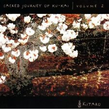 Sacred Journey of Ku-Kai Vol. 2 - Kitaro (CD 2005)