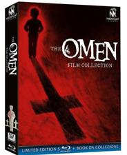 The Omen Film Collection  1-4  Ltd.Ed.  5 Blue Ray (Collector & Book italiano)