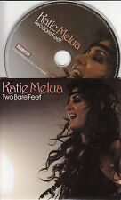 KATIE MELUA Two Bare Feet 2008 UK promo CD Dramatico DRAMCDS0037