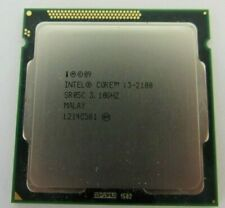 Intel Core i3-2100 3.1GHz 3M SR05C LGA1155 Dual Core CPU Processor 2nd Gen A16
