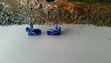 SCALEXTRIC REPLACEMENT GUIDES WITH BRAIDS X 2