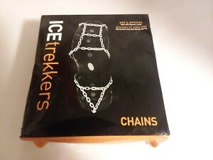icetrekkers chains XL
