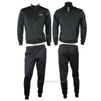 Emporio Armani EA7 Tracksuit pants Sweatshirt Man 8npv71 Black