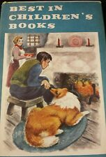 Vintage 1958 Best in Children's Books by Nelson Doubleday Inc Hardcover