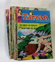 BSV Williams Verlag Abenteuer Comic - Tarzan Herr des Dschungels - Auswahl