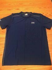 men's short-sleeved Under Armour Regular HeatGear shirt 2Xl blue New!