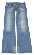 Big Star Buckle womens Casey low rise bootcut flap pocket jeans 28 x 32 R