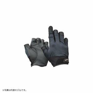 SHIMANO GL-229T XEFO Casting Glove M Black Fishing Japan NEW