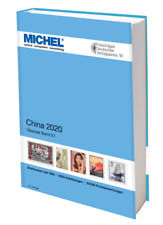 Michel Katalog 9.1 China 2020 catalogus catalogue Hongkong Taiwan Macau