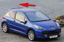 Peugeot 207 schwarz Gummi Ersatz AM / FM-Antenne Antennen Dachmast
