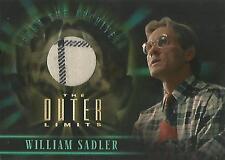 "Outer Limits Sex, Cyborg..: CC8 William Sadler ""Frank Hellner"" Costume Card"