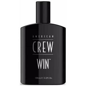 American Crew Win Fragrance 3.3 oz / 100 ml Eau de Toilette citrus woody amber