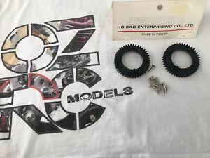Rare Hobao T132 Spur Gear Set RC OZRC GD2