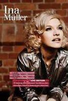 """INA MÜLLER """"LIEBE MACHT TAUB (LIVE)"""" DVD NEU"""