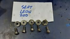 2007 SEAT LEON 2.0 TDI DIESEL VW BKD ENGINE ROCKER COVER BOLTS AS SHOWN