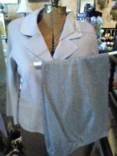 Lafayette 148 Blazer Angora Blend Jacket and pants, size 10