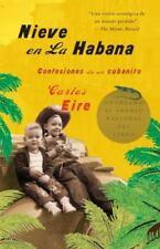 Nieve en la Habana: Confesiones de un Cubanito = Waiting for Snow in Havana (Pap