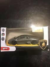 MONDO MOTORS GREY LAMBORGHINI REVENTON 1/43 Scale DIECAST MODEL CAR