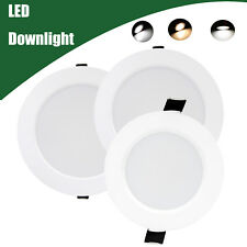 6W 9W 12W 18W 24W Dimmable LED Recessed Ceiling Down Light Fixture Lamps RD624