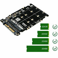 1X(M.2 Ssd To U.2 Adapter 2In1 M.2 Nvme And Sata-Bus Ngff Ssd To Pci-E U.2 B3N4