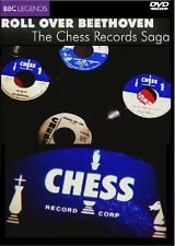 ROLL OVER BEETHOVEN: THE CHESS RECORDS SAGA - BBC LEGENDS DOCUMENTARY DVD blues