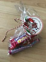 Santa Sweet Gift Retro christmas stocking filler chocolate treat Christmas Eve
