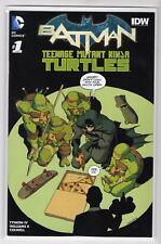 Batman / TMNT DC Comics IDW #1 Teenage Muntant Turtles (Dragotta Planet Comics)