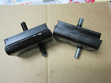 64 65 66  BARRACUDA 273 ENGINE MOTOR MOUNTS  64 65 VALIANT pair left and right